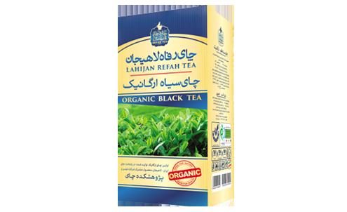 چای سیاه لاهیجان رفاه  وزن ۱۶۰ گرم