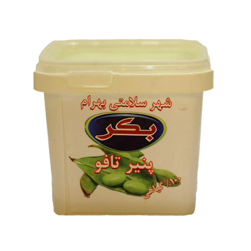 پنیر سویا تافو بکر وزن ۴۵۰ گرم
