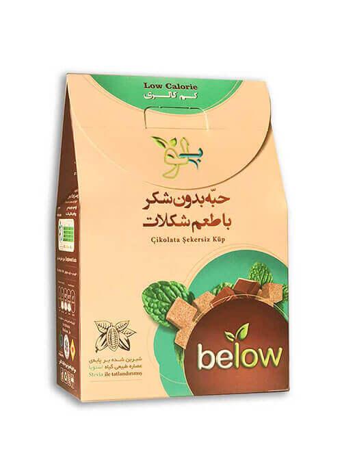 حبه بدون شکر با طعم شکلات ۴۲۰ گرمی