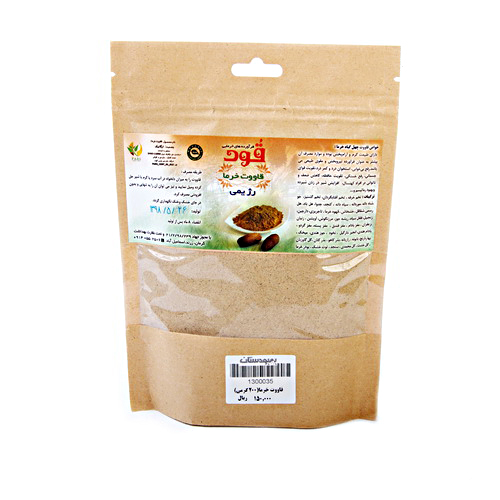 قاووت چهل گیاه خرما وزن ۲۰۰ گرم