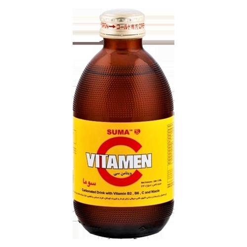 نوشیدنی ویتامین c سوما