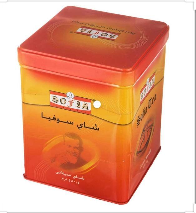 چای شکسته سیلان صوفیا  وزن ۴۵۰ گرم