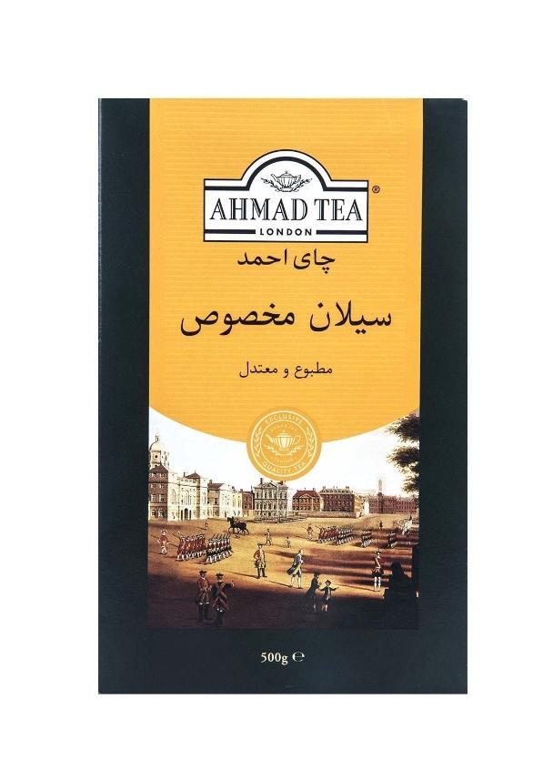 چای شکسته سیلان مخصوص احمد_۵۰۰گرمی