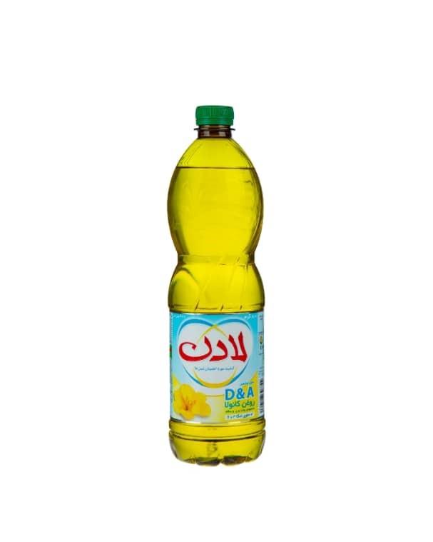 روغن مایع کانولا (کلزا) لادن _ ۸۱۰ گرم