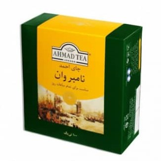 چای کیسه ای احمد نامبروان _ ۱۰۰ عددی
