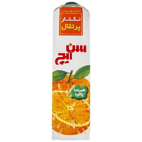 آبمیوه پرتقال سن ایچ ۱ لیتری