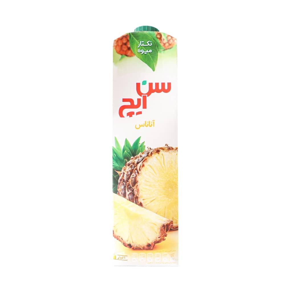 آبمیوه آناناس سن ایچ ۱ لیتری