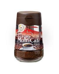 قهوه فوری کلاسیک مولتی کافه وزن ۱۰۰ گرم
