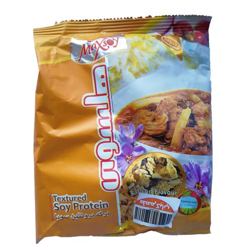 برگه پروتئین سویا با طعم کباب هلسوی – ۱۰۰گرم