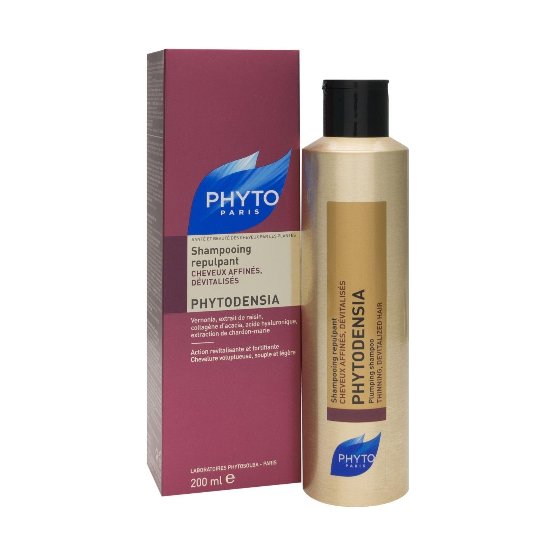 شامپو تقویت کننده و حجم دهنده مو فیتو مدل PHYTODENSIA