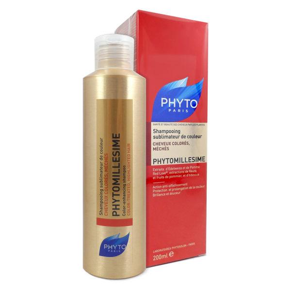 شامپو موی رنگ و هایلایت شده فیتو مدل PHYTOMILLESIME