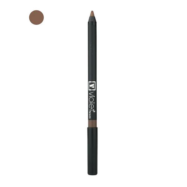 مداد چشم قهوه ای ویولت brown