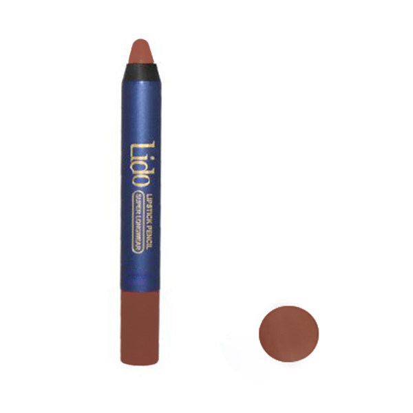 رژ لب مدادی لیدو شماره ۱۴۲