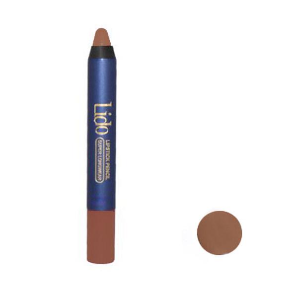 رژ لب مدادی لیدو شماره ۱۴۳