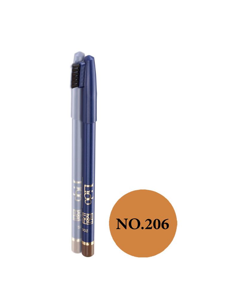 مداد ابروی لیدو شماره ۲۰۶