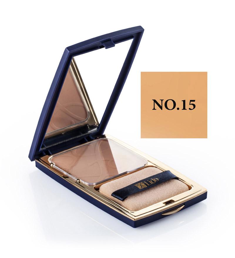 پنکیک آینه دار لیدو مدل cp شماره ۱۵