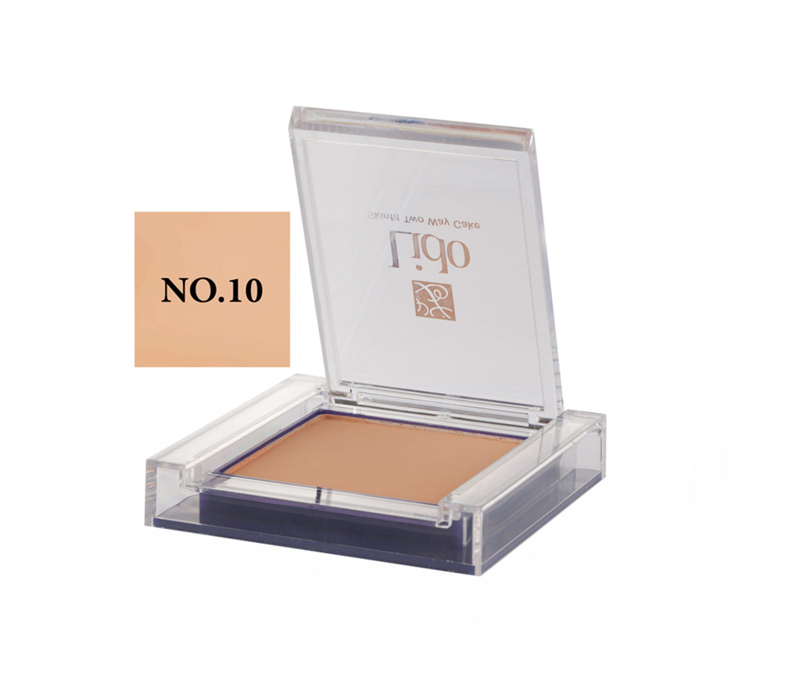 پنکیک دوکاره لیدو مدل SkinFit شماره ۱۰
