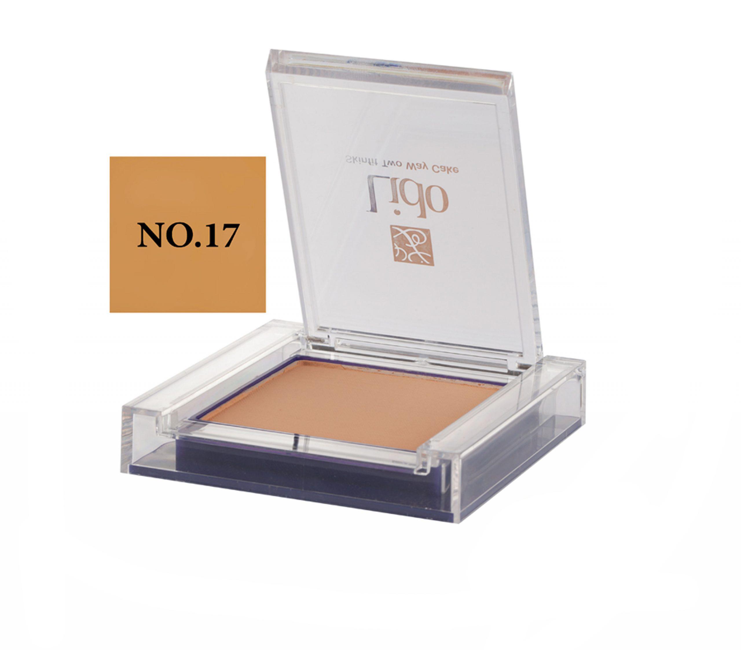 پنکیک دوکاره لیدو مدل SkinFit شماره ۱۷