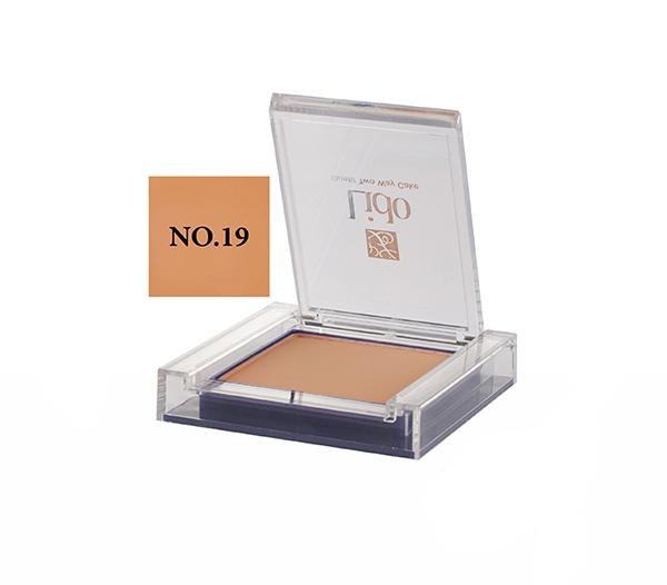 پنکیک دوکاره لیدو مدل SkinFit شماره ۱۹