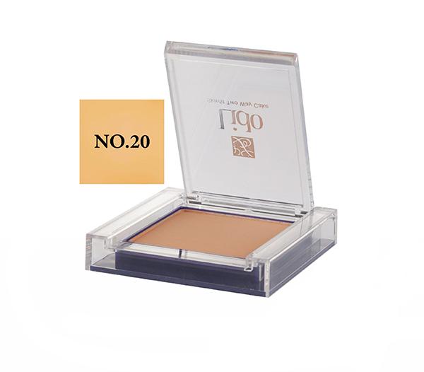 پنکیک دوکاره لیدو مدل SkinFit شماره ۲۰