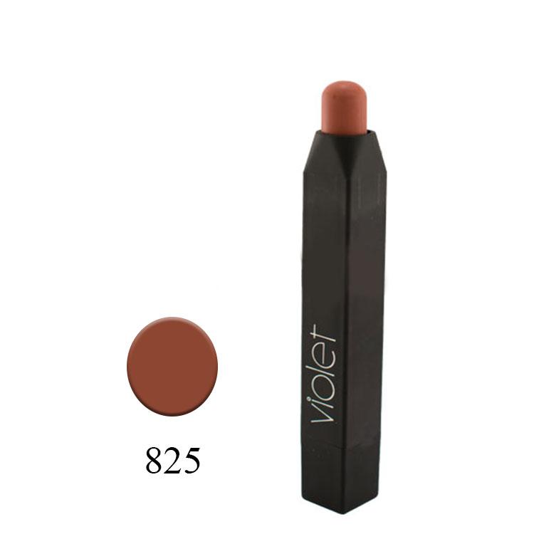رژلب مدادی ویولت مدل VELVET MATTE شماره 825