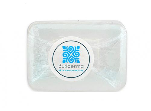 شوینده غیر صابونی شفاف مخصوص پوست چرب بیوتی درما وزن ۱۰۰ گرم