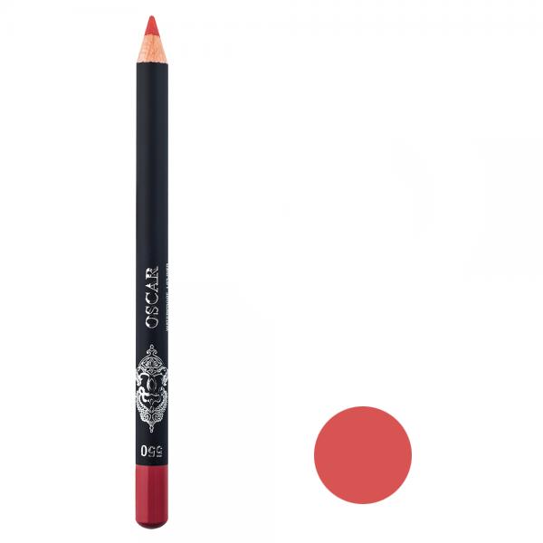 مداد لب اسکار مدل Waterproof Lipliner شماره ۵۵۰