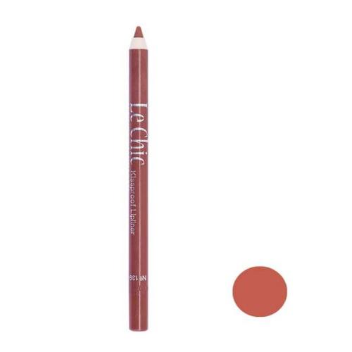 مداد لب شمعی لچیک شماره ۱۳۹