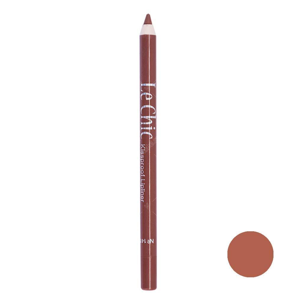 مداد لب شمعی لچیک شماره ۱۴۱