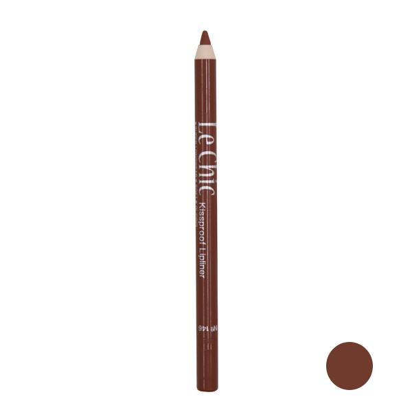 مداد لب شمعی لچیک شماره ۱۴۶