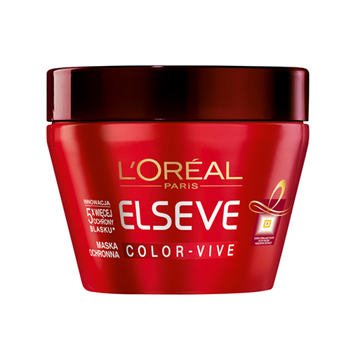ماسک موهای رنگ شده color vive السیو لورآل حجم ۳۰۰ میلی لیتر