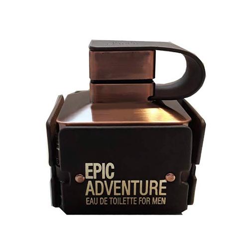 ادوتویلت مردانه امپر مدل EMPER EPIC ADVENTURE حجم ۱۰۰ میلی لیتر