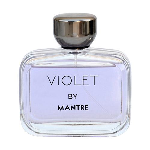 ادو پرفیوم زنانه مانتره مدل MANTRE VIOLET حجم ۱۰۰ میلی لیتر