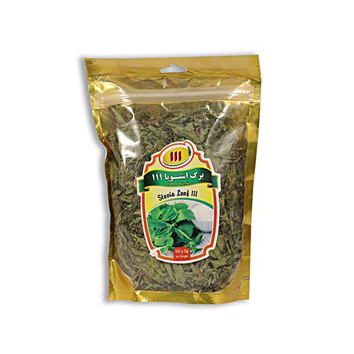 برگ استویا ( شیرین کننده) کم کالری ۱۱۱ ۵۰گرمی