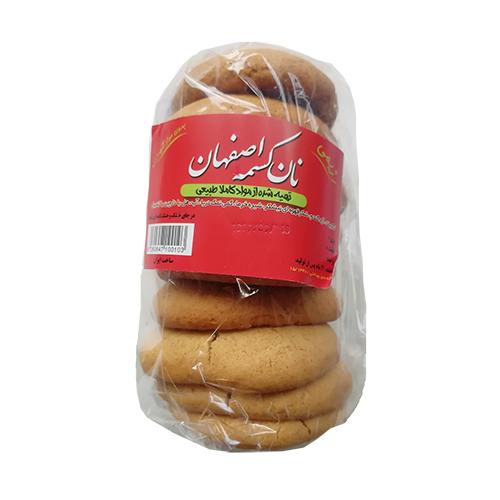 نان رژیمی کسمه اصفهان وزن ۴۲۰ گرم