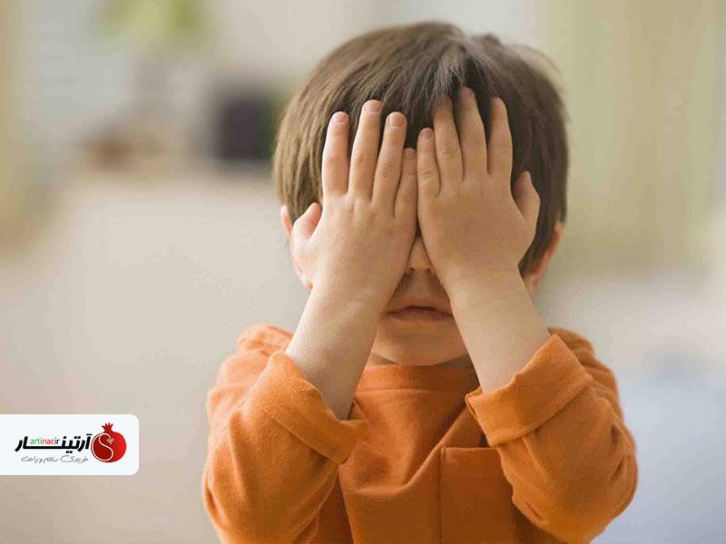 با کودکان خجالتی چطور رفتار کنیم