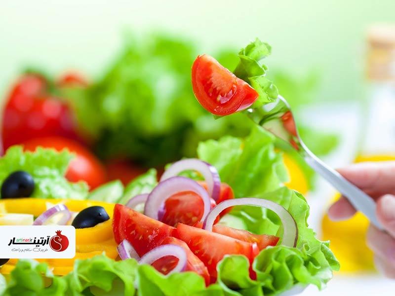رژیم غذایی سالم برای پیشگیری از سرطان