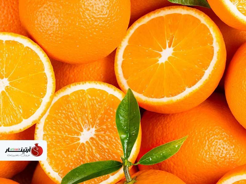 خواص اعجاب انگیز پرتقال را بشناسید
