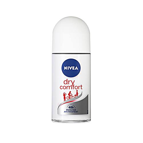 رول ضد تعریق زنانه Dry Comfort نیوآ حجم ۵۰ میلی لیتر