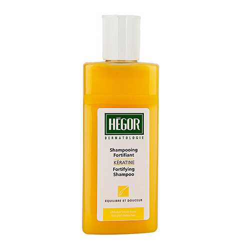 شامپو تقویت کننده مو مدل کراتین هگور حجم 150 میلی لیتر