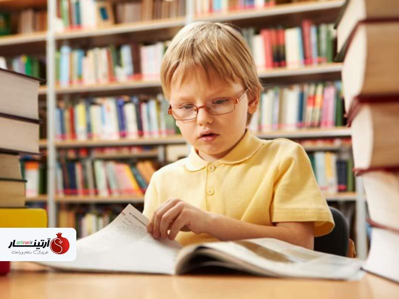 چطور کودک کتاب خوان داشته باشیم؟