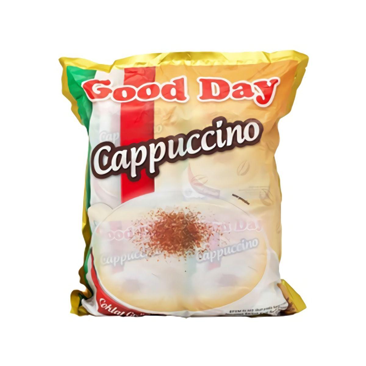 کاپوچینو گود دی Good Day بسته ۳۰ عددی