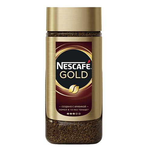 قهوه فوری نسکافه گلد Nescafe GOLD وزن ۹۵ گرم
