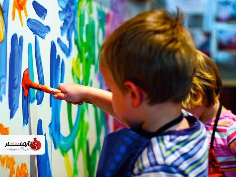 روانشناسی و تفسیر نقاشی کودکان