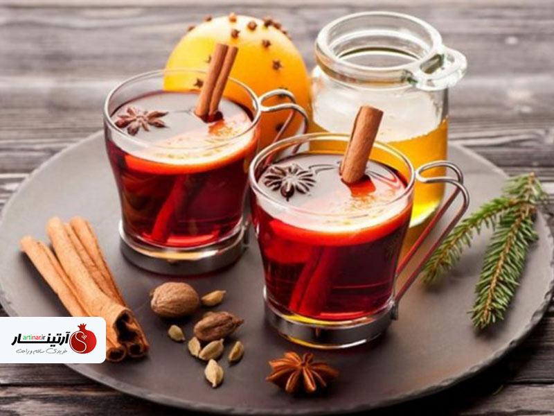دمنوش های گیاهی برای درمان سرماخوردگی