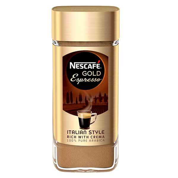 نسکافه اسپرسو فوری عربیکا  NESCAFE Espresso وزن ۱۰۰ گرم
