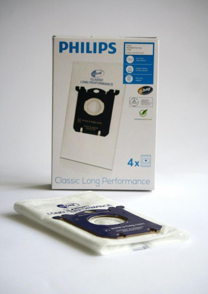 پاکت جارو برقی فیلیپس مدل CLASSIC LONG PERFORMANCE