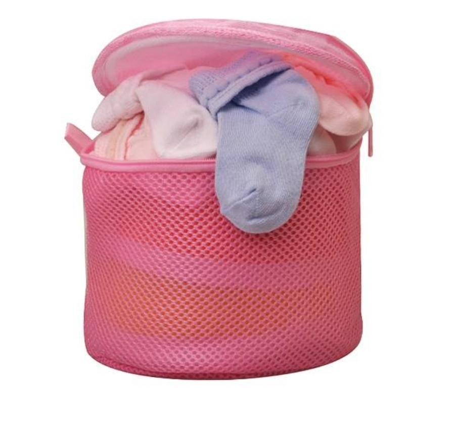 کیسه شستشوی لباس زیر داخل لباسشویی