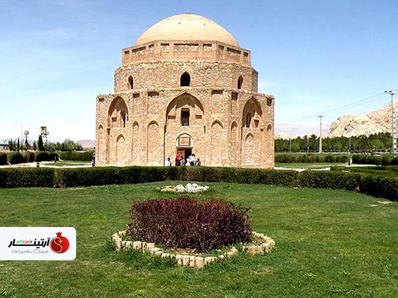 معرفی جاهای دیدنی کرمان