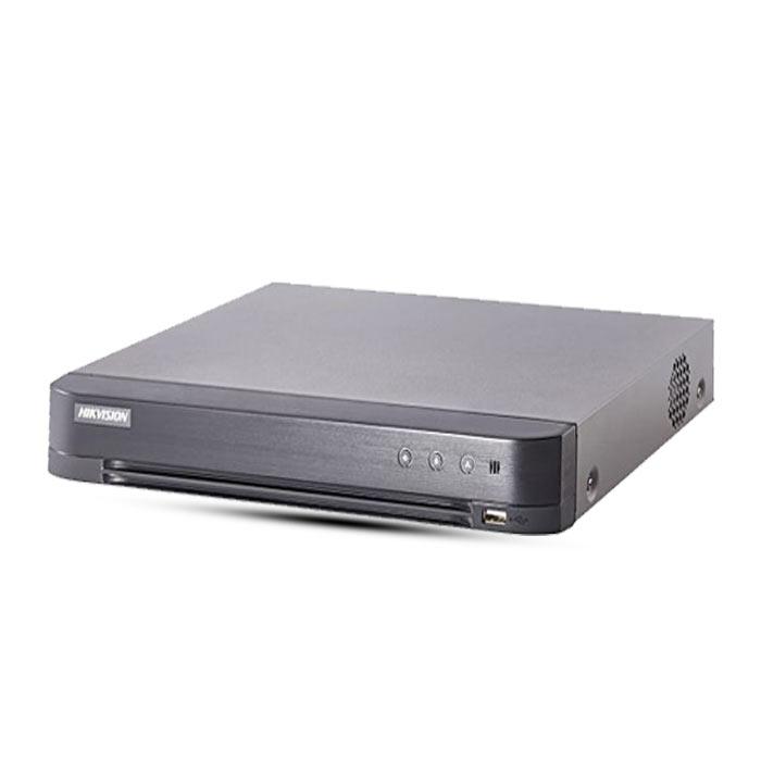 دستگاه ۸ کانال DVR هایک ویژن مدل DS-7208HQHI-K1